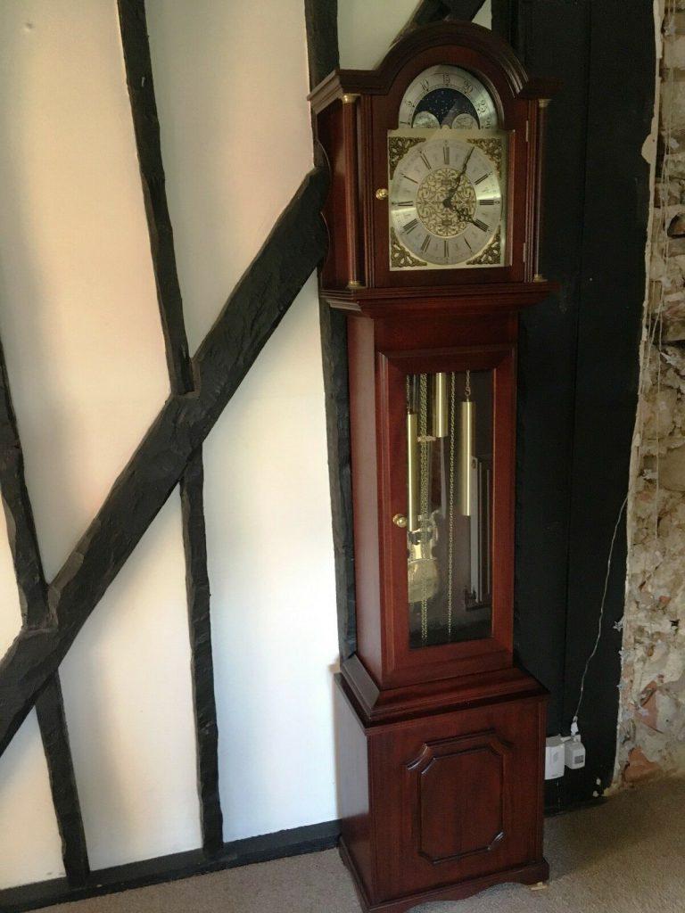 Grandfather Clock – SOLD