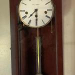 Mahogany Wall Clock – SOLD